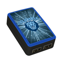 Columbia University Custom Dual Port Wall Charger
