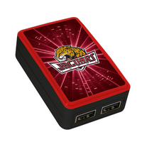IUPUI Custom Dual Port Wall Charger