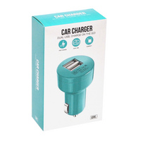 GEMS CAR CHARGER TEAL