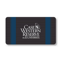Case Western Reserve University Custom Logo Credit Card Power Bank