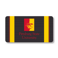 Pittsburg State University Custom Logo Credit Card Power Bank