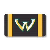 Wayne State University Custom Logo Credit Card Power Bank