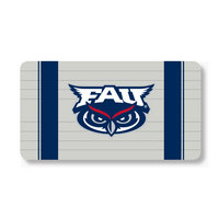 Florida Atlantic University Custom Logo Credit Card Power Bank