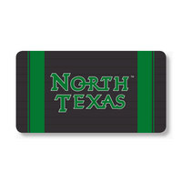 University of North TX Custom Logo Credit Card Power Bank