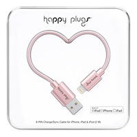 Happy Plugs Lightning to USB Charge & Sync Cable