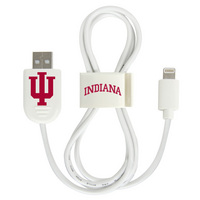 Indiana University Custom Lightning Cable Clip