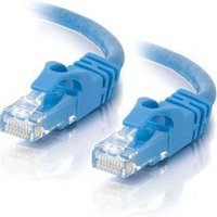 50 Blue Xover Cat5 E Cable