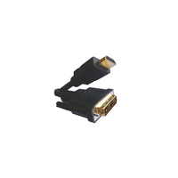 2M HDMI DVI M M Cable