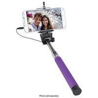 PC Treasures Selfie Stick, Purple