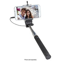 PC Treasures Selfie Stick, Black