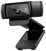 Logitech Webcam C920, Black