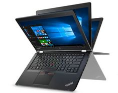 ThinkPad Yoga 370. CCI First Year