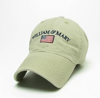 William and Mary Legacy Adjustable Hat