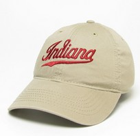 Indiana Hoosiers Legacy Adjustable Hat