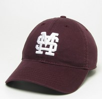 Mississippi State Bulldogs Legacy Adjustable Hat
