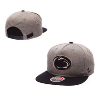 Zephyr Boulevard Flat Bill Adjustable Snapback Hat