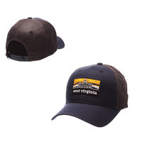 Zephyr Adult Landmark Curved Bill Adjustable Snapback hat