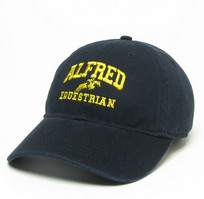 Legacy Relaxed Twill Adjustable Equestrain Hat