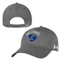 Under Armour Mens Garment Washed Cotton Hat