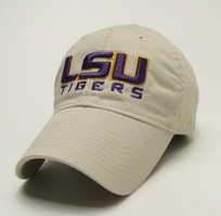 LSU Tigers Legacy Adjustable Hat