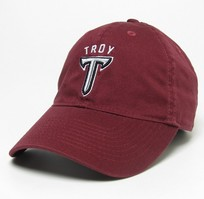 Troy University Legacy Adjustable Hat