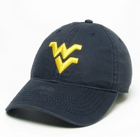 WVU Mountaineers Legacy Adjustable Hat