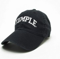 Temple Legacy Adjustable Hat