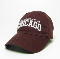 University of Chicago Legacy Adjustable Hat