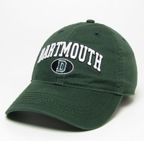 Legacy Adjustable Dartmouth Big Green Hat