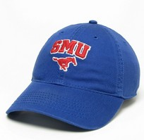 SMU Mustangs Legacy Adjustable Hat