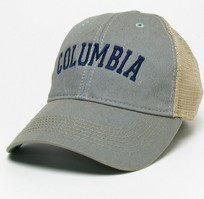 Columbia University Legacy Adjustable Washed Twill Hat