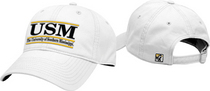 Southern Mississippi Eagles The Game Stretch Twill Hat