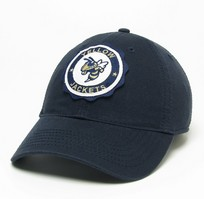 Georgia Tech Legacy Adjustable Washed Twill Cap