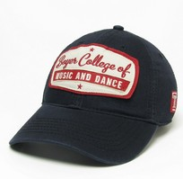Temple Legacy Adjustable Washed Twill Cap