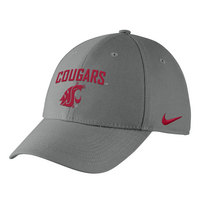 Washington State Cougars Nike Swoosh Flex Cap