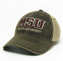 Mississippi State Bulldogs Legacy Adjustable Twill Cap