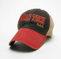 Texas Tech Red Raiders Legacy Adjustable Twill Cap
