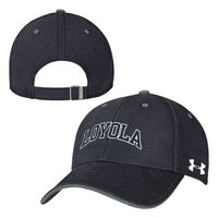 Under Armour Structured Garment Washed Adjustable Cap