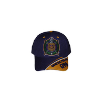 Big Boy Omega Psi Phi Adjustable Hat
