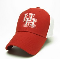 Houston Cougars Legacy Stretch Fit Acrylic Cap