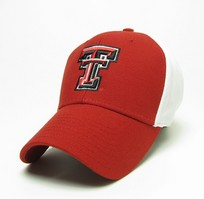 Texas Tech Red Raiders Legacy Stretch Fit Acrylic Cap