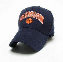 Clemson Tigers Legacy Stretch Fit Acrylic Cap