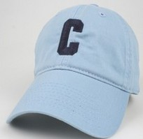 Columbia Lions Legacy Fitted Twill Hat