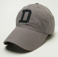 Legacy Fitted Twill Dartmouth Big Green Hat