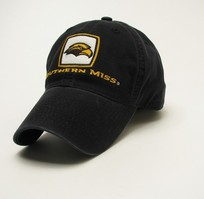 Southern Mississippi Eagles Legacy Fitted Washed Twill Hat