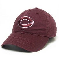 University of Chicago Legacy Fitted Washed Twill Hat
