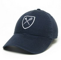 Emory Eagles Legacy Fitted Washed Twill Hat