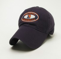 Bucknell Legacy Fitted Washed Twill Hat