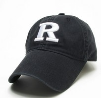 Rutgers Scarlet Knights Legacy Fitted Washed Twill Hat