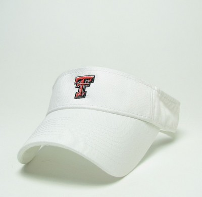 Texas Tech Red Raiders Legacy Adjustable Visor